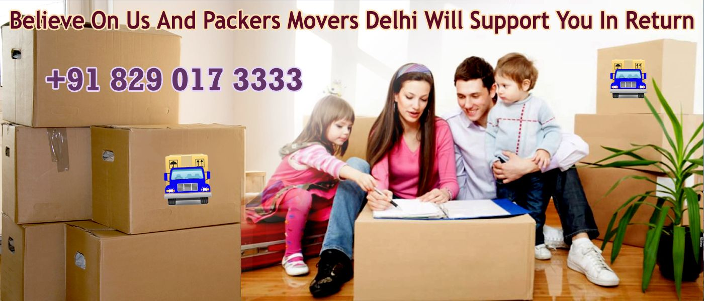 Best And Safe Packers And Movers Delhi
