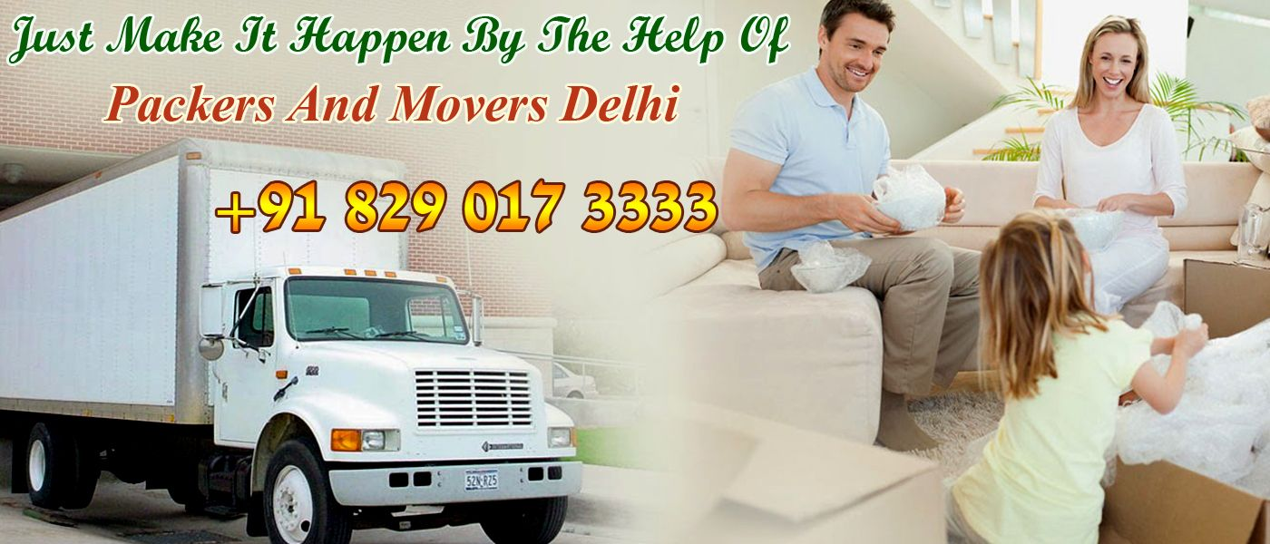 Safe And Secure Packers And Movers in Delhi