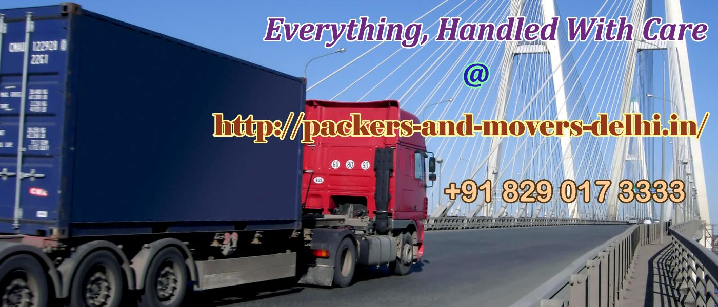 Top and Best Packers And Movers In Delhi